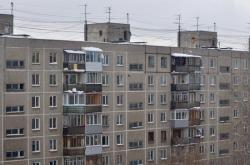 Панельные многоэтажки в России