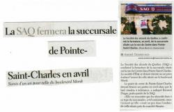 SAQ Pointe Saint-Charles 2012