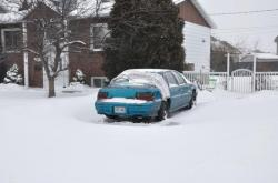 Car windshield
