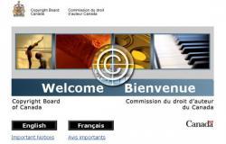 Copyright Board Canada