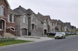 Каркасное  строительство - Канада, пригород Монреаля - 2