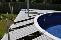 New liner pool -  1