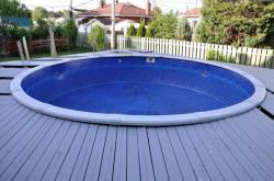 New liner pool -   2
