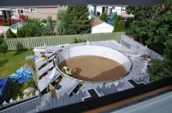 New liner pool -  3