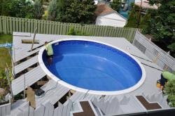 New liner pool -  6