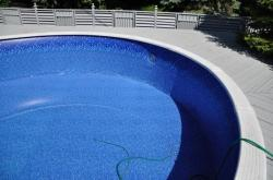 New liner pool -  8