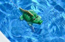 Температура воды в бассейне