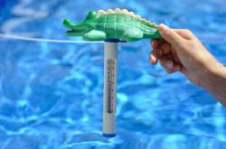 Температура воды в бассейне - 2