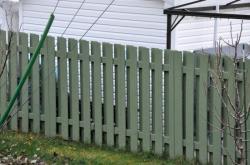 Забор - 4