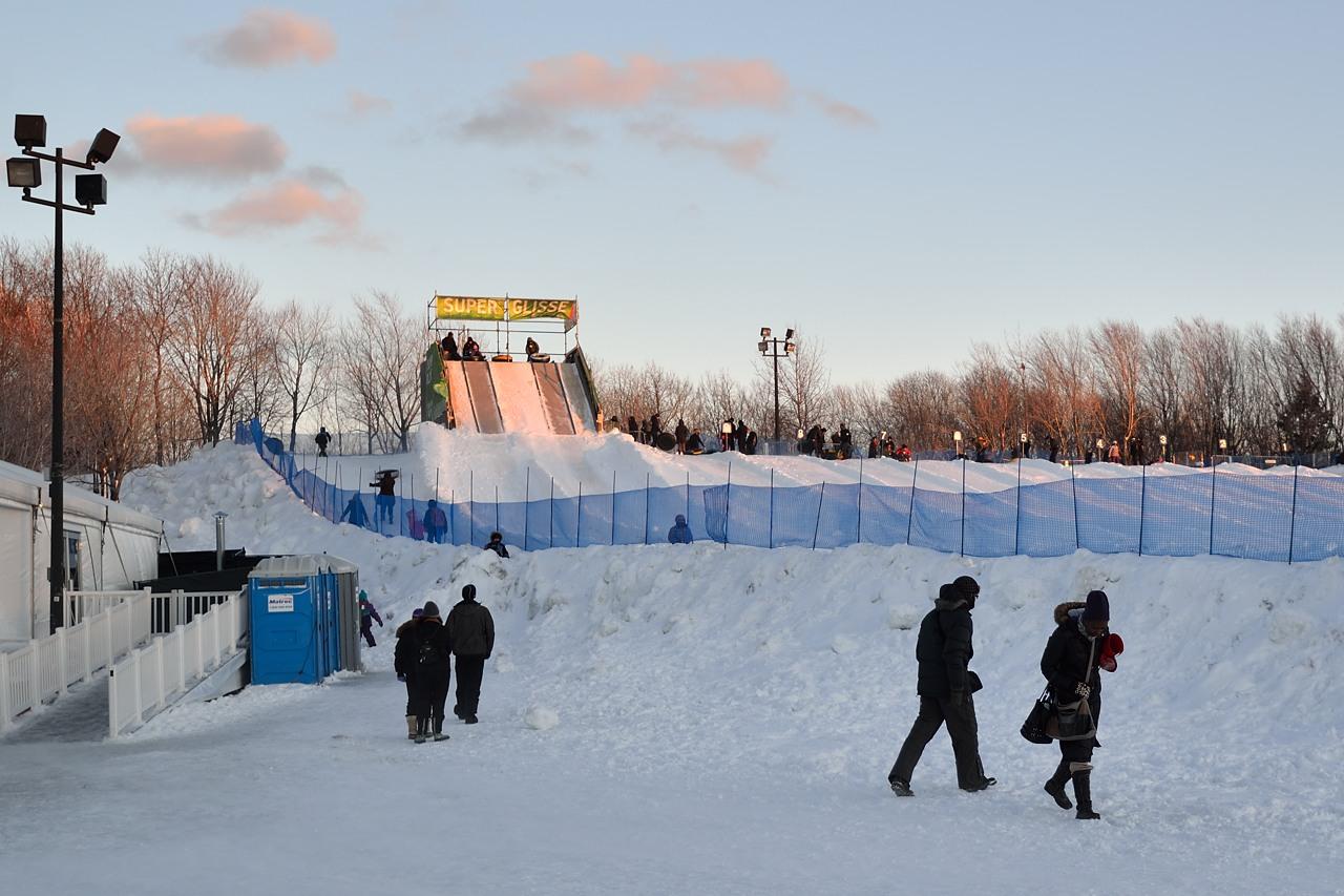 Fête des neiges de Montréal au Parc Jean-Drapeau, Snow Village 2013-01-20 - 9