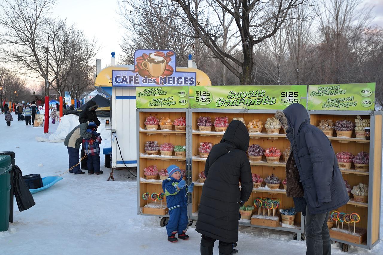 Fête des neiges de Montréal au Parc Jean-Drapeau, Snow Village 2013-01-20 - 10