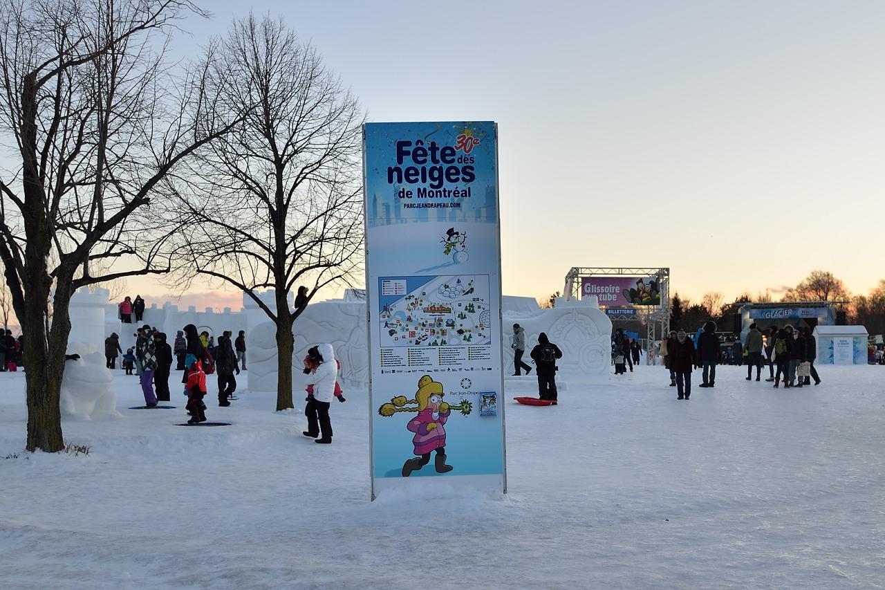Fête des neiges de Montréal au Parc Jean-Drapeau, Snow Village 2013-01-20 - 12