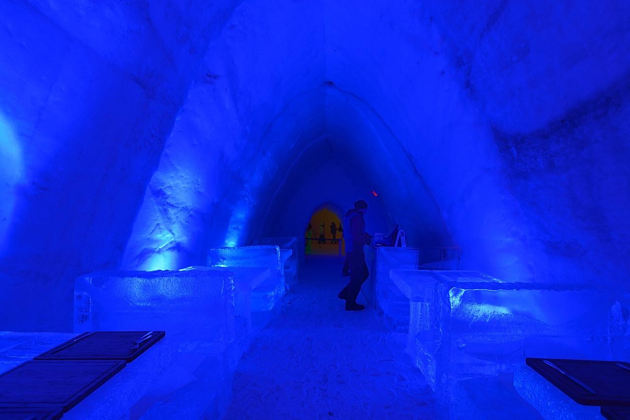 Fête des neiges de Montréal au Parc Jean-Drapeau, Snow Village 2013-01-20 - 22