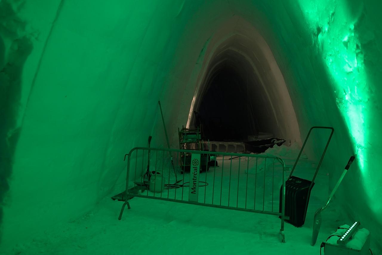 Fête des neiges de Montréal au Parc Jean-Drapeau, Snow Village 2013-01-20 - 25