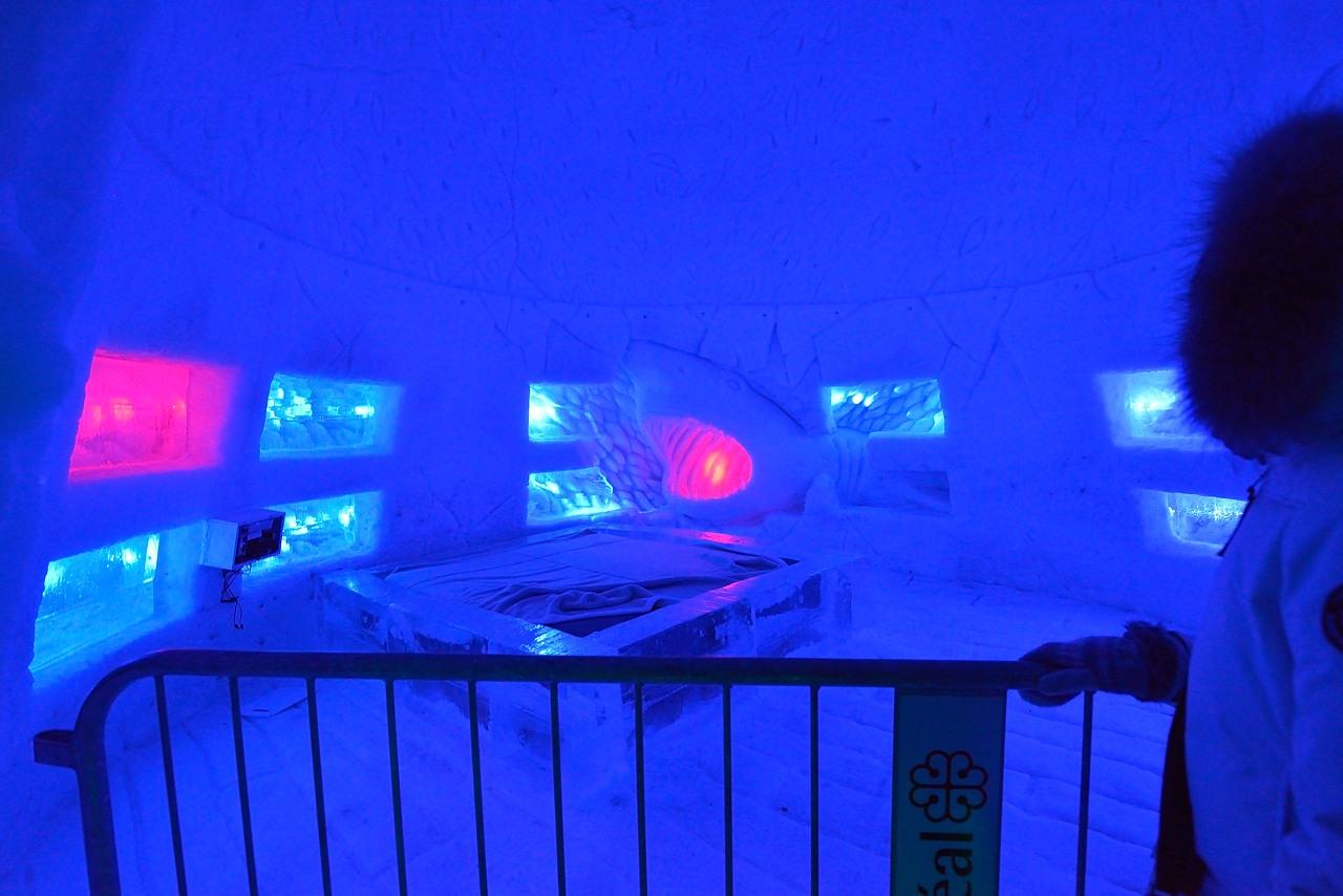 Fête des neiges de Montréal au Parc Jean-Drapeau, Snow Village 2013-01-20 - 29