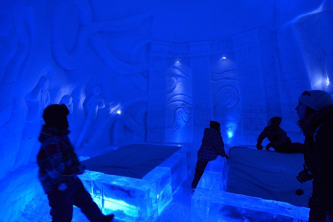 Fête des neiges de Montréal au Parc Jean-Drapeau, Snow Village 2013-01-20 - 34