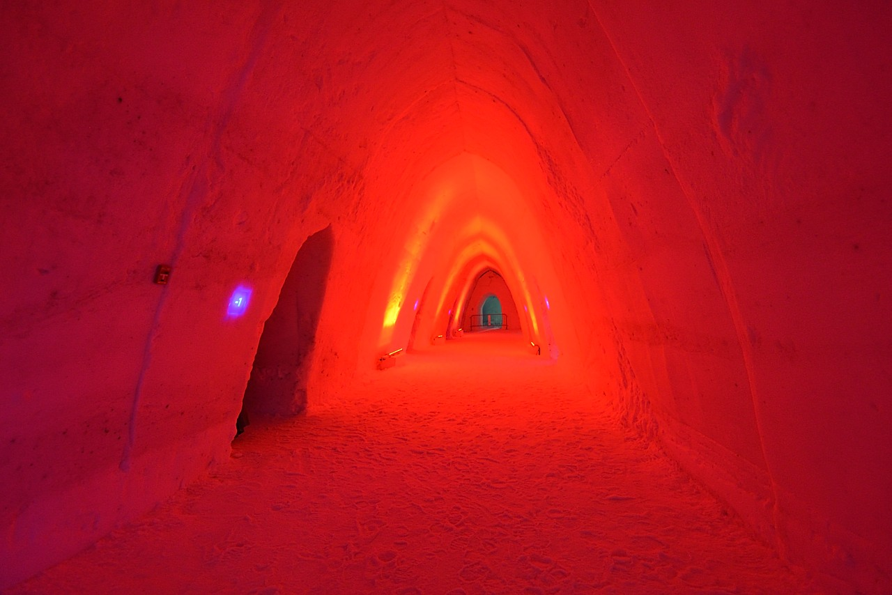 Fête des neiges de Montréal au Parc Jean-Drapeau, Snow Village 2013-01-20 - 42