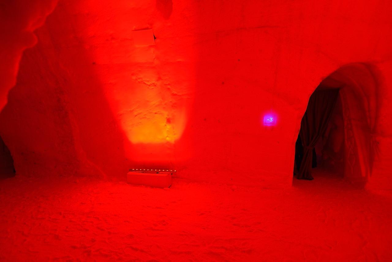 Fête des neiges de Montréal au Parc Jean-Drapeau, Snow Village 2013-01-20 - 46