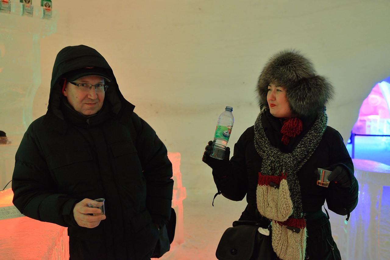 Fête des neiges de Montréal au Parc Jean-Drapeau, Snow Village 2013-01-20 - 55