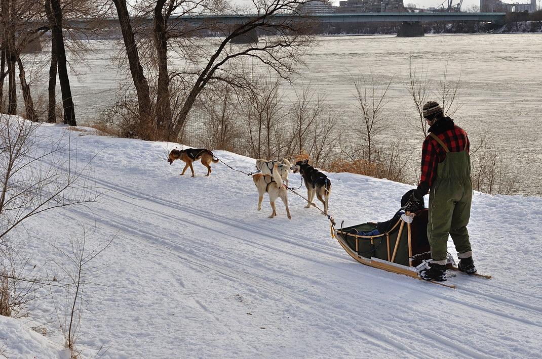 Fête des neiges de Montréal au Parc Jean-Drapeau, Snow Village 2013-01-20 - 71