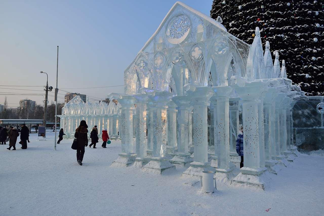 Ледовый городок в Перми, январь 2013 - 50