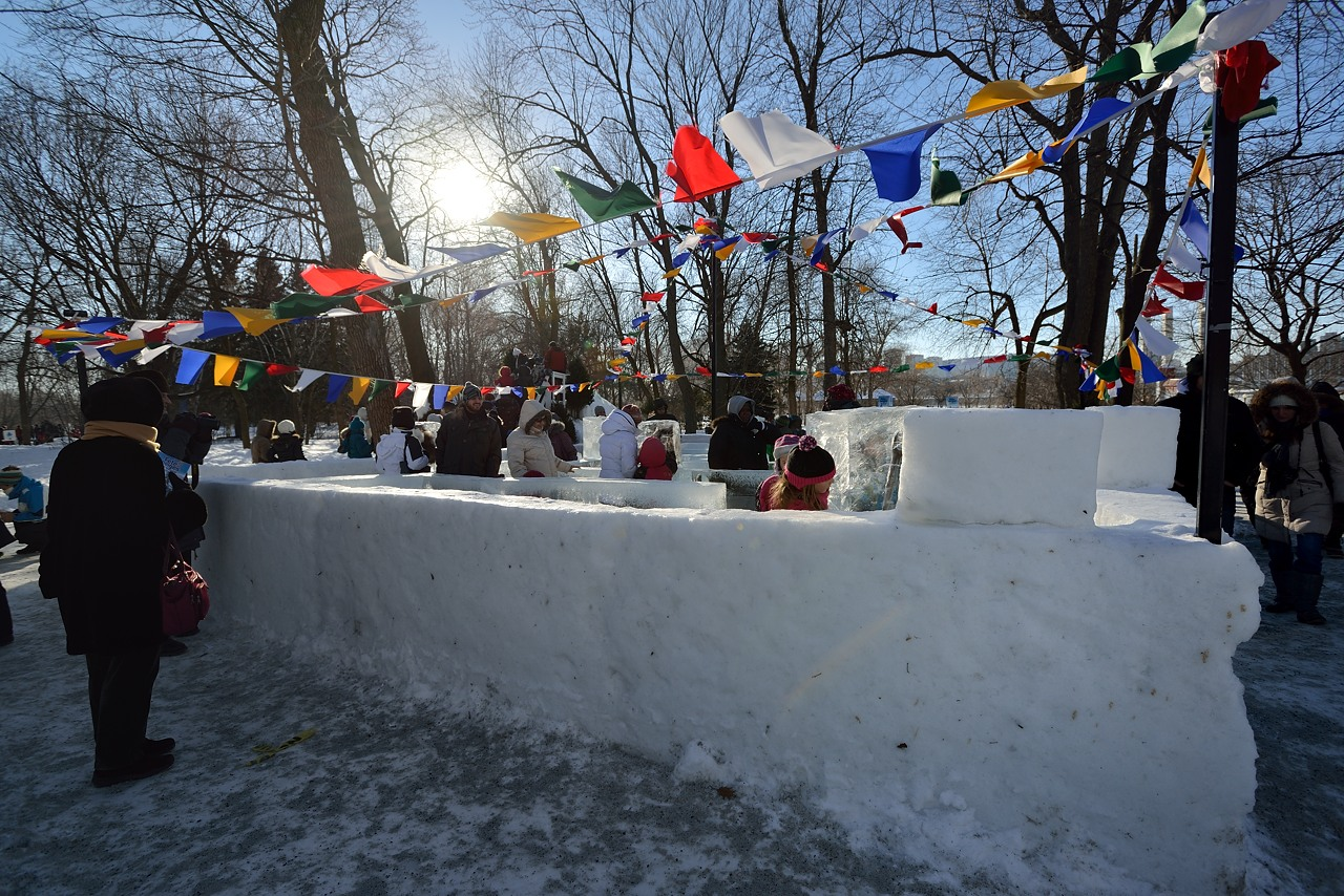Parc Jean Drapeau Jan 27, 2013 - 13