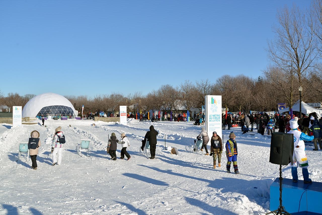 Parc Jean Drapeau Jan 27, 2013 - 20
