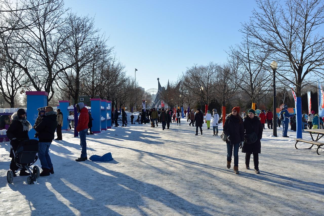 Parc Jean Drapeau Jan 27, 2013 - 21