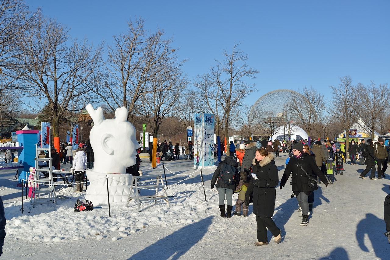 Parc Jean Drapeau Jan 27, 2013 - 22