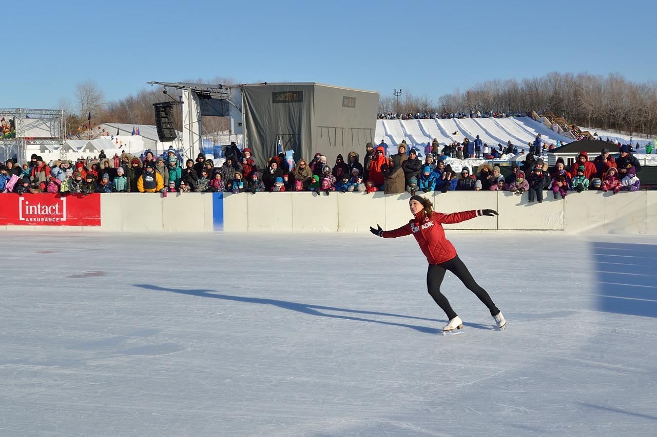 Parc Jean Drapeau Jan 27, 2013 - 27