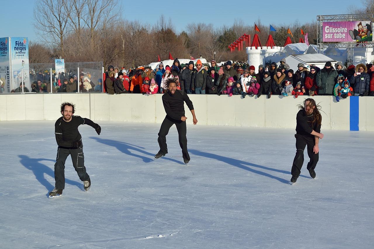 Parc Jean Drapeau Jan 27, 2013 - 29