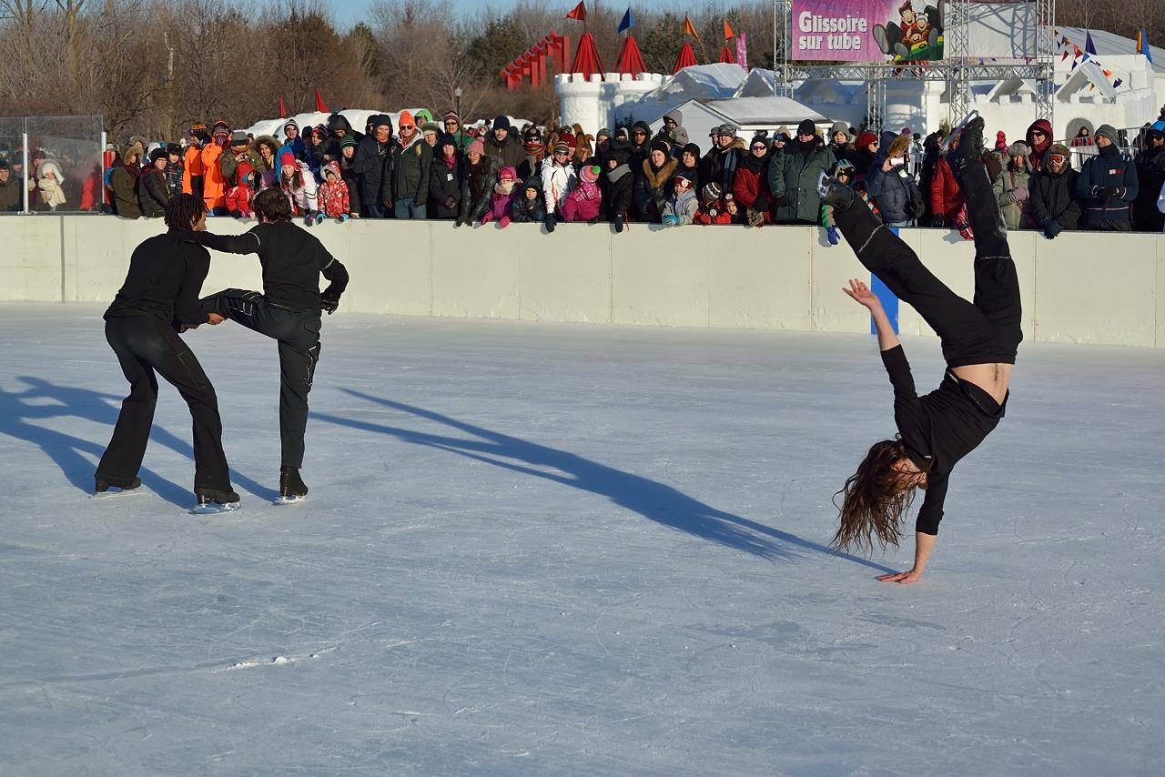 Parc Jean Drapeau Jan 27, 2013 - 30