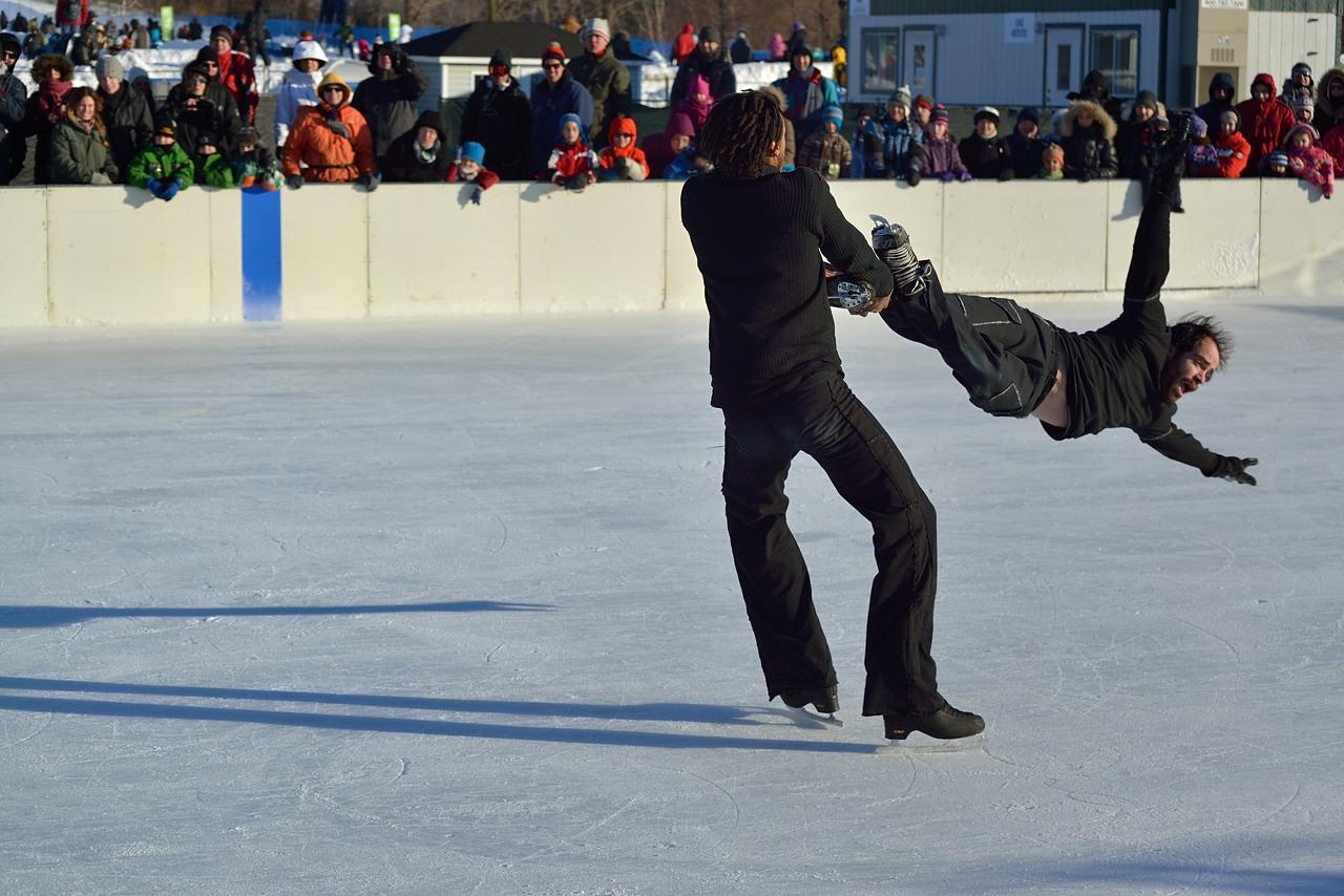 Parc Jean Drapeau Jan 27, 2013 - 31