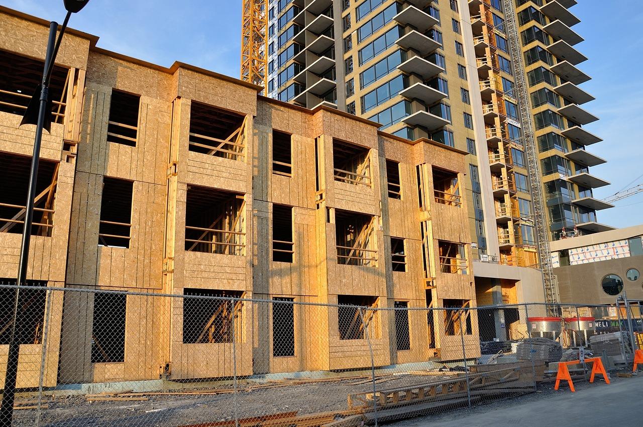 Деревянный каркасный и монолитный бетонный каркас 2013-03-03 - 2