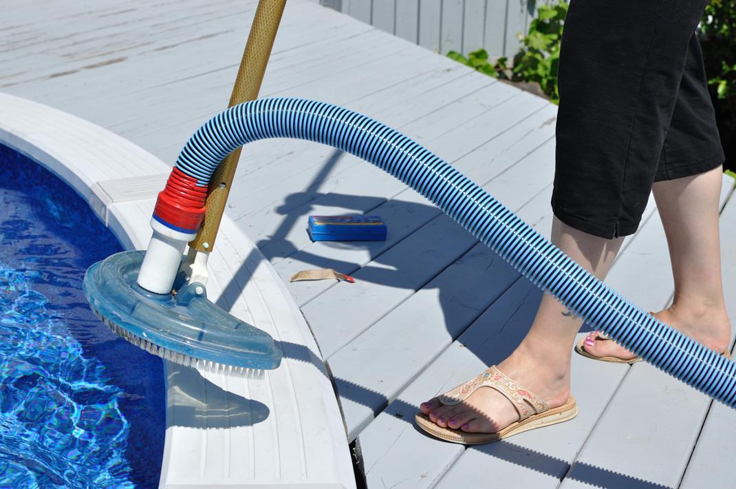 Пылесосы для чистки бассейнов своими руками 38